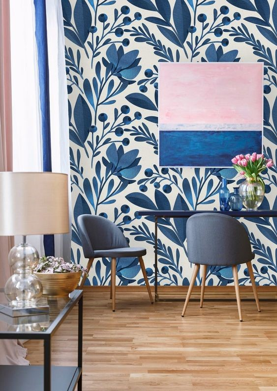 [Interior decoration design] How to use colours on walls in small spaces to make home lively and beautiful?