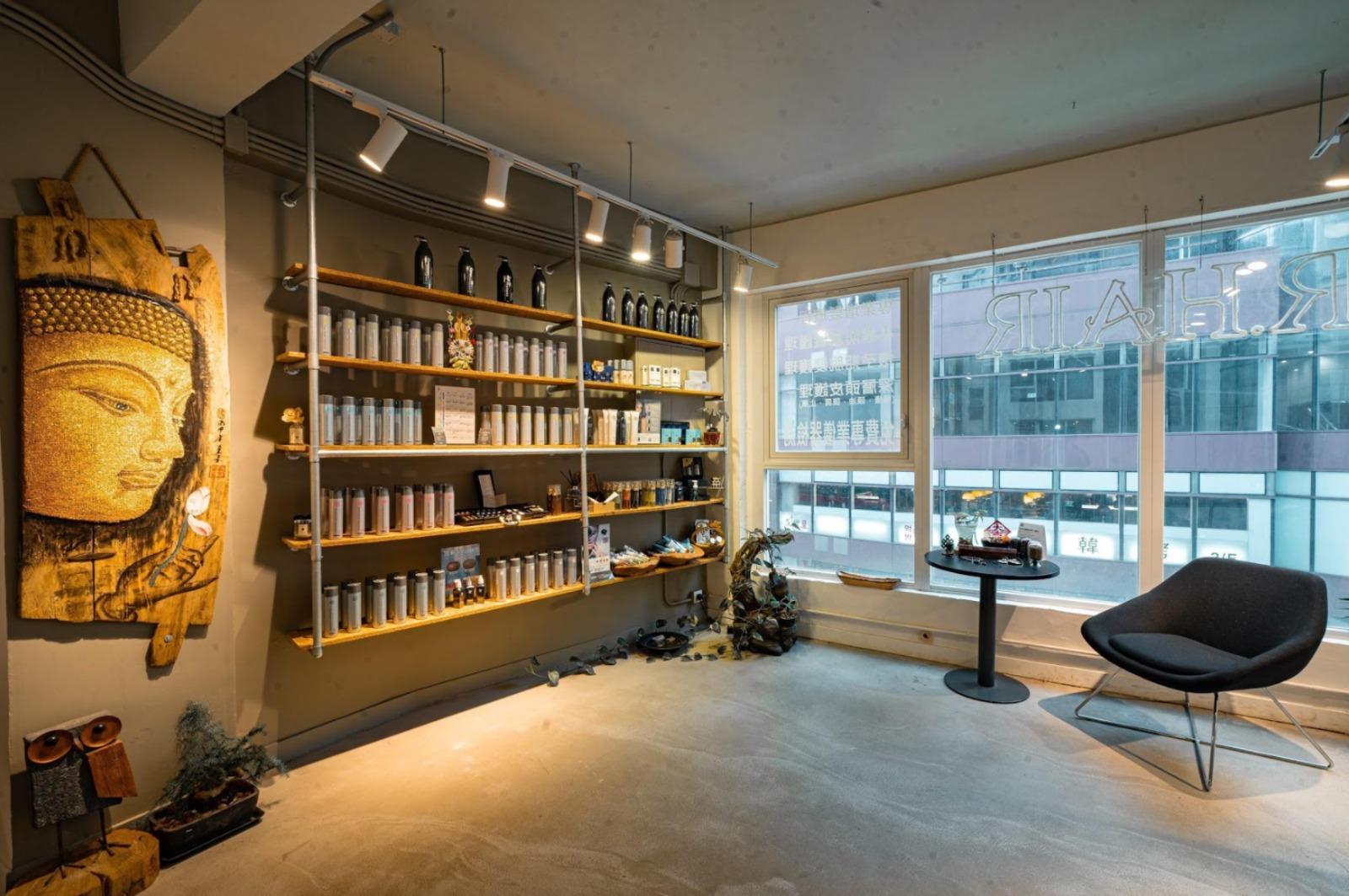 【商業空間設計】嶄新型格理髮體驗! 尖沙咀輕工業風髮廊
